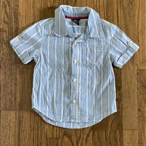 Gap short  sleeve shirt